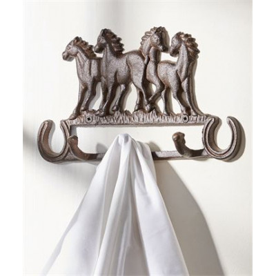Crochet chevaux